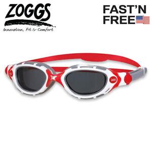 Zoggs Predator Flex Polarized Classic Swimming Goggles Anti Fog Swim Glasses