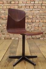 Vintage Pagholz Kinderstuhl Mid Century Design Schulstuhl 70er Thur op Seat # 12