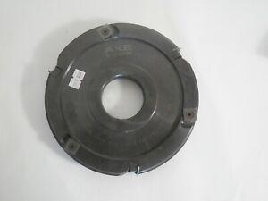 molette fers de toupie carbure ,machine à bois- 50 mm SHAPER CUTTER N°17