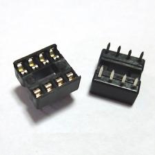 20 pcs 8 PIN IC Socket Adaptor PCB Solder Type DIP Socket 8p 8-pin DIP-8 8DIP