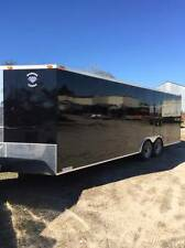 2018 8.5X24FT ENCLOSED DIAMOND CARGO TRAILER **5 YEAR WARRANTY**