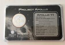 Apollo 11 Tribut Coin / Pièce Commémorative 2009 20000 exemplaires
