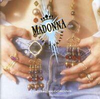 MADONNA Like A Prayer CD BRAND NEW