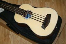Kala KA-UBASS-SSHMG-FS Solid Spruce & Mahogany UBass Ukulele Bass