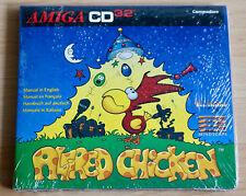ALFRED CHICKEN, AMIGA/Commodore CD³² CD-ROM Spiel, OVP/unbenutzt ##1