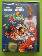 DVD Snapcase - Space Jam - (Erstauflage/NEU & OVP)  Michael Jordan - Bill Murray