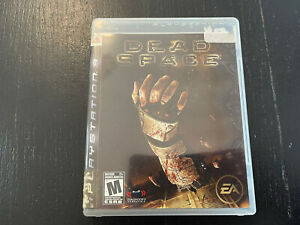Dead Space PS3 (Sony PlayStation 3, 2008) Complete Black Label - Very Good!