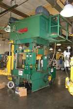 570 Ton Advanced Hydraulic Straight Side Press, Planet Machinery Stock #4877