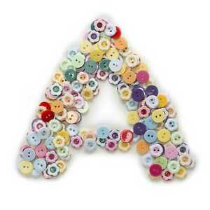 100pcs Flower Resin Buttons for Sewing Scrapbooking Cloth Home Making Decor 12mm