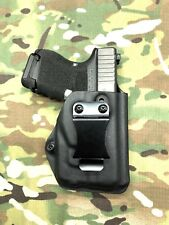 Armor Gray Kydex IWB Holster for Glock 26 GEN5 Streamlight TLR-6