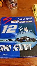 NASCAR CAR # 12 RYAN NEWMAN MOUSE PAD BRAND NEW IN PACKAGE