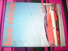 Loco Revue n°379 T.V.R Batiment de la Fruille au depot 150.P 221 Atlantic
