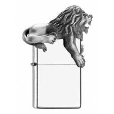 HAMMER  ZIPPO  3D Lion LÖWE  LIMITED  EDITION  2500  NEU