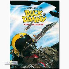 Buck Danny 12 sortie totale 1983 - 1989 Francis Bergèse 50er Aviateur saison NEUF
