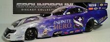2016 Jack Beckman INFINITE HERO NHRA Dodge Charger Funny Car Don Schumacher