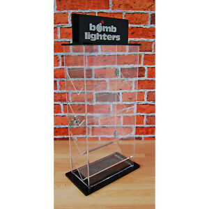 Lighter or Cufflink counter display stand