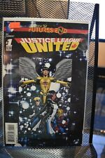 Justice League United Futures End #1 Non 3D Variant DC New 52 Comics 2014 Legion