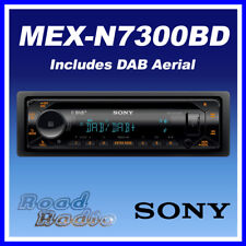 Sony MEX-N7300BD - Bluetooth iPod iPhone CD AUX Car Stereo Radio With DAB Aerial