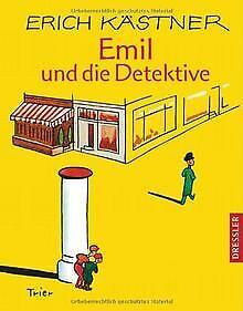 Emil und die Detektive von Kästner, Erich   Buch   Zustand gut