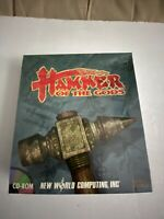 Hammer of the Gods - PC Big Box Role Playing Game*1994*Tested & Works*New World*