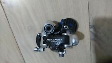 Campagnolo Titanium Record carbon 10 speed rear derailleur mech short cage