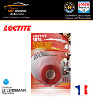 LOCTITE 5075 Ruban Silicone D'étanchéité et D'isolation Gamme PRO Réf. 1684617