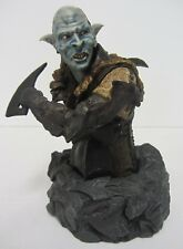 Lord of the Rings ~ Snaga Collectible Bust ~ 353/1500 ~ Gentle Giant ~ 2008