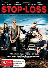Stop-Loss - Drama / War / Military - Ryan Phillippe, Channing Tatum - NEW DVD
