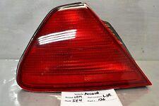 1998-2002 Honda Accord coupe 2 door Left Driver Genuine OEM tail light 26 5E4
