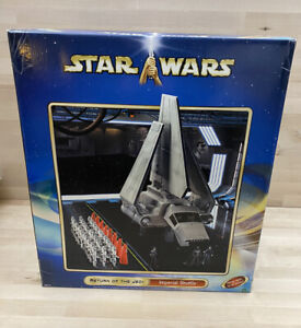 Imperial Shuttle Star Wars Return of the Jedi Action Ship Set Hasbro AMAZING