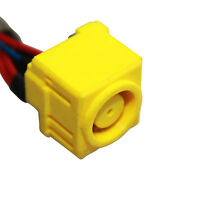 DC POWER JACK SOCKET CABLE HARNESS FOR LENOVO THINKPAD T510 T510I W510 SERIES