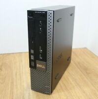 Dell 790 Windows 10 USFF Desktop PC Intel Core i5 2nd gen 2.5 4GB 500GB HDD WiFi