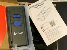 New ListingEyoyo - 2877 Laser Barcode Scanner 2.4G Bluetooth Reader For Android Ios Windows