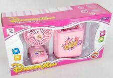 DreamHouse Electrical Appliances Fan Washing Machine Fun Gift Kids Role Play Toy