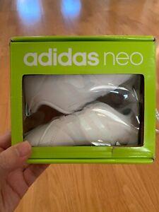 Adidas Neo VS Advantage Crib Infant Shoes Size 4K