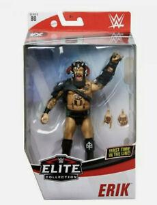WWE 2020 ELITE COLLECTION Series 80 Viking Raiders Erik NEW!!! FIRST TIME LINEUP