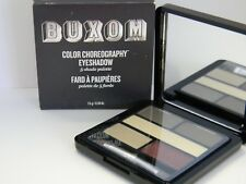 Buxom Color Choreography Eyeshadow 5 Shade Palette TANGO 0.26 oz./7.5g Boxed
