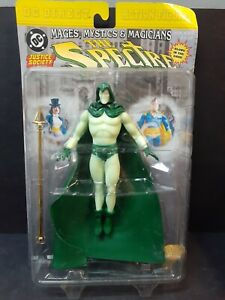 SPECTRE ACTION FIGURE, DC DIRECT, 2000, NEW, SEALED IN BOX, NEVER OPENED