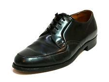 Nice! VTG O'Sullivan Executive Imperials Black Leather Dress Shoes Made USA 9 E