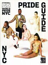 Magazine, NYC 2019 Pride Guide, Stonewall Edition