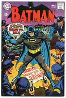 BATMAN #201 F/VF, Joker, DC Comics 1968