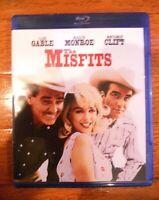 The Misfits [Blu-ray] Clark Gable Marilyn Monroe Montgomery Clift