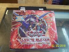 Yu-Gi-Oh YUGIOH cards COSMO BLAZER SPECIAL EDITION BOX 10ct SEALED