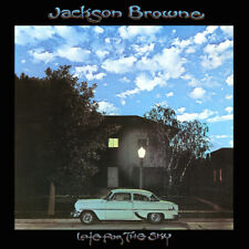 Jackson Browne LATE FOR THE SKY 180g REMASTERED Asylum Records NEW VINYL LP