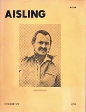 Jim Harrison: Aisling # 7 / 8,  Summer 1976 RARE Early Poetry
