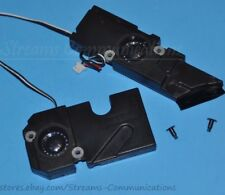 TOSHIBA Satellite L955 Laptop Left + Right Stereo Speakers w/ SRS Premium Sound