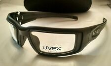 UVEX SW10 SAFETY GLASSES YOUR RX ADDED WITH TINT.