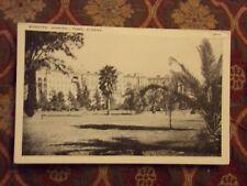 Vintage Postcard Municipal Hospital, Tampa, Florida