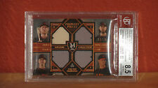2016 Museum Collection Primary Pieces Pence/Posey/Bumgarner/Cain BGS 8.5.