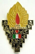 Pin Spilla Olimpiadi Torino 2006 I Was There